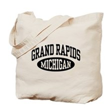 Grand Rapids Michigan Tote Bag
