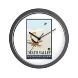 National Parks - Death Valley 2 Wall Clock