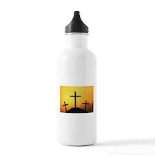 Crosses Water Bottle
