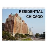Residential Chicago Wall Calendar