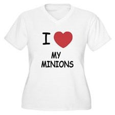 I heart my minions T-Shirt