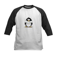 I Love Penguins penguin Tee