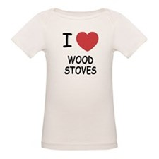 I heart wood stoves Tee