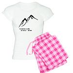 Mountains Calling Women's Light Pajamas