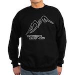 Mountains Calling Sweatshirt (dark)
