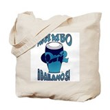 Bluefill MambOn2Bailamos Tote Bag