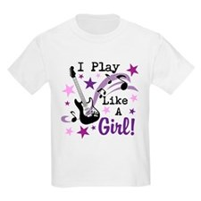 Cute Play bass T-Shirt
