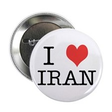"I (Heart) Iran 2.25"" Button (10 pack)"