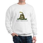 Don't Tread On Me Snake Sweatshirt