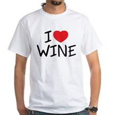 I Love Wine Shirt
