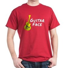 Guitar Face T-Shirt