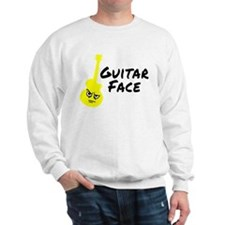 Guitar Face Jumper