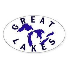 Great Lakes shirts, stickers, Decal