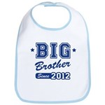 Big Brother Since 2012 Bib