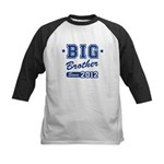 Big Brother Since 2012 Kids Baseball Jersey