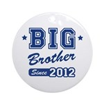 Big Brother Since 2012 Ornament (Round)