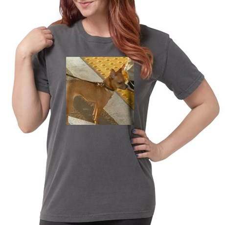 Tenor Sax Ninja Organic Women's Fitted T-Shirt