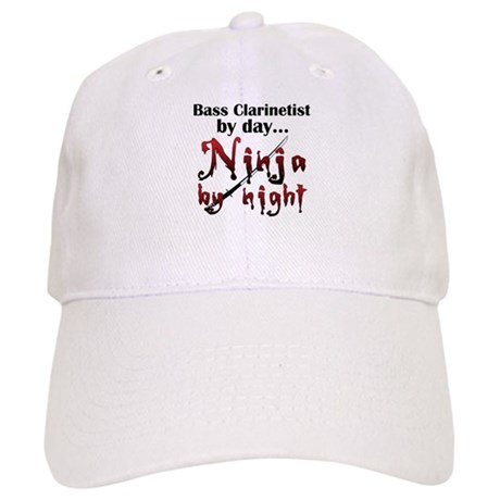 Bass Clarinet Ninja Cap