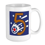 5th AAF Mug (Large)