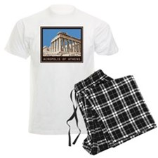 Acropolis of Athens Pajamas