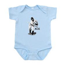 Baseball Ace Pitcher Infant Bodysuit