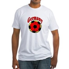 German Soccer Club Shirt