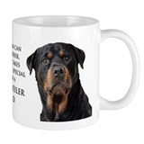 Rottie Dad  Tasse