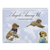 Golden Puppies & Angels Calendar