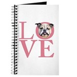 Love - Bulldog Journal