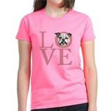 Love - Bulldog Tee