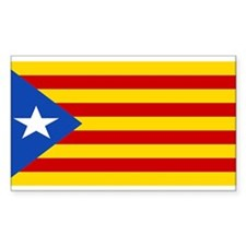 Estelada Rectangle Decal