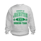 Johnston Irish Drinking Team Sweatshirt