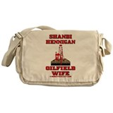 Shandi Hennigan Oilfield Wife Messenger Bag