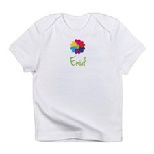 Enid Valentine Flower Infant T-Shirt