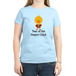 Year of the Dragon Chick Women's Light T-Shirt