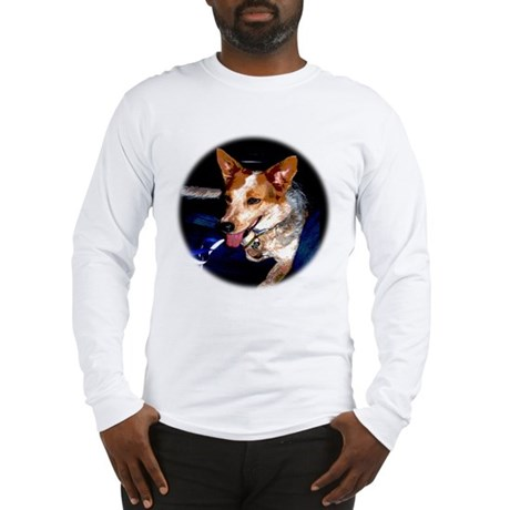 Red Heeler Long Sleeve T-Shirt