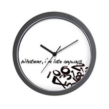Unique Fun Wall Clock