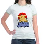 Japan Sumo Jr. Ringer T-Shirt