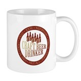 Craft Beer Drinker Mug