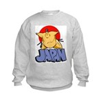 Japan Sumo Kids Sweatshirt