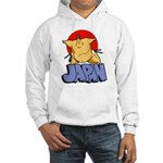 Japan Sumo Hooded Sweatshirt