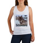 Wolf YNP, Wyoming Women's Tank Top