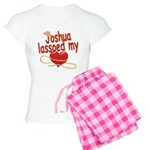 Joshua Lassoed My Heart Women's Light Pajamas