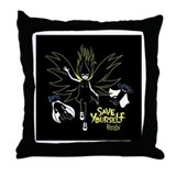 Save Yourself Throw Pillow