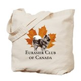 Eurasier Club of Canada (ECC) Tote Bag