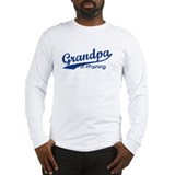 Grandpa in Training Long Sleeve T-Shirt