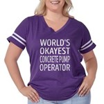 FABULOUS FIFTIES Maternity Dark T-Shirt