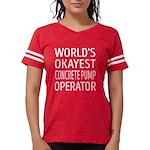 FABULOUS FIFTIES Women's Long Sleeve Dark T-Shirt