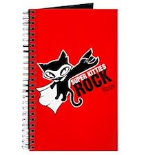 Super Kitties Rock Journal