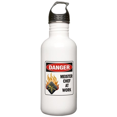 Meister Chef Stainless Water Bottle 1.0L